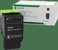 Lexmark C242X Toner Zwart
