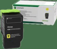 Lexmark C2320 Toner Geel