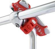 BoneSport Bike Tie Pro 2 Universal Bike Mount Red