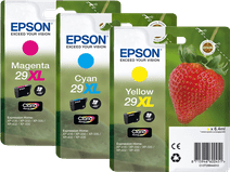 Epson 29XL Cartridges Combo Pack