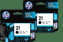 HP 21 Cartridges Zwart Duo Pack