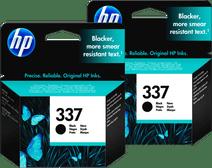 HP 337 Cartridges Black Duo Pack