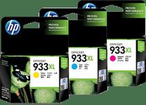 HP 933XL Cartridges Combo Pack