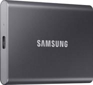 Samsung Portable SSD T7 500 Go Gris
