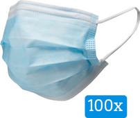 Masque Type IIR (100 pièces)