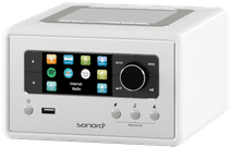 Sonoro Relax SO-810 Wit V2