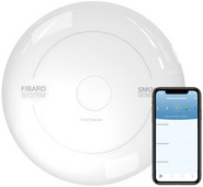 Fibaro Smoke Sensor (2 jaar) - Werkt met Toon