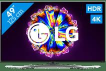 LG 49NANO866NA (2020)