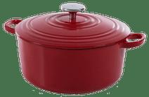 BK Bourgogne Cocotte 28 cm Chili Red