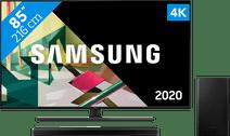 Samsung QLED 85Q70T + Soundbar