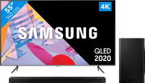 Samsung QLED 55Q64T + Soundbar