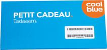 Cadeaukaart 50 euro (Franse versie)