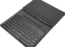 Targus Samsung Galaxy Tab S6 Lite Toetsenbord Hoes Zwart AZERTY