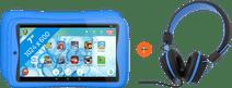 Kurio Tab Connect Studio 100 Blauw + Hoofdtelefoon