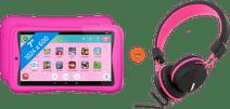 Kurio Tab Connect Studio 100 Roze + Hoofdtelefoon