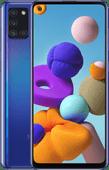 Samsung Galaxy A21s 64GB Blauw
