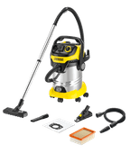 Karcher WD 6 Premium ME PT with drill dust collector