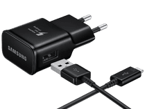 Samsung Oplader met Usb C Kabel 1,2m Adaptive Fast Charge 15W Zwart
