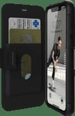 UAG Metropolis Apple iPhone 11 Pro Max Book Case Zwart