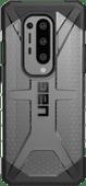 UAG Plasma Ice OnePlus 8 Pro Back Cover Zilver