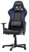 DX Racer FORMULA Gaming Chair Zwart/Blauw