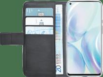 Azuri Wallet OnePlus 8 Book Case Noir