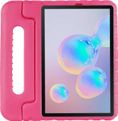 Just in Case Samsung Galaxy Tab S6 Lite Kids Cover Roze