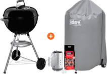 Weber Barbecue Package Bar-B-Kettle 47cm