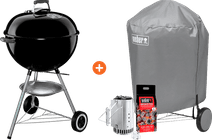 Weber Barbecuepakket Bar-B-Kettle 57 cm