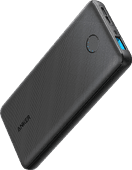Anker PowerCore Metro Slim Powerbank 10.000 mAh Zwart