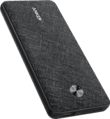 Anker PowerCore Fabric Powerbank 10.000 mAh Power Delivery Zwart