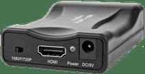 Nedis scart naar HDMI adapter