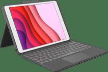 Logitech Combo Touch Apple iPad (2021/2020) Toetsenbord Hoes AZERTY
