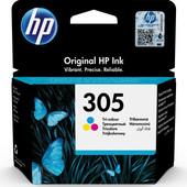 HP 305 Cartridge Kleur