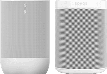 Sonos Move Wit + Sonos One Wit