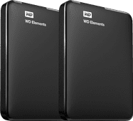 WD Elements Portable 5TB Duo-Pack