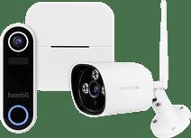 Hombli Smart Doorbell + Chime + Outdoor Camera