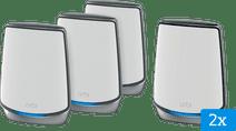 Netgear Orbi Wifi 6 RBK853 Multiroom wifi 5-Pack