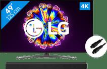 LG 49NANO816NA (2020) + Soundbar + Optische kabel