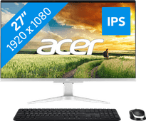 Acer Aspire C27-962 I7511 All-in-One AZERTY