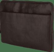 Burkely Vintage Josh Laptop Sleeve 17'' Bruin