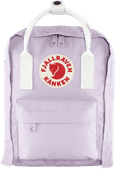 Fjällräven Kånken Mini Pastel Lavender-Cool White 7 L - Sac à dos enfant