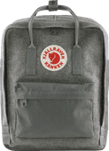 Fjällräven Kånken Re-Wool Granite Grey 16 L