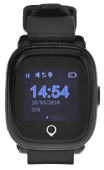 Spotter GPS Watch - Black