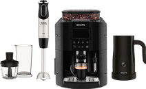 Krups EA8150 for iced coffees