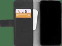 Just in Case Wallet Motorola Moto G8 Power Book Case Zwart