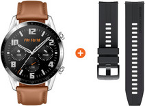 Huawei Watch GT 2 Silver/Brown 46mm