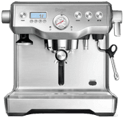 Sage the Dual Boiler Stainless Steel