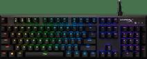 HyperX Alloy Origins RGB Mechanisch Gaming Toetsenbord Azerty
