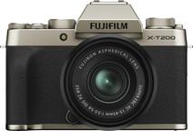 Fujifilm X-T200 Or + XC 15-45 mm f/3.5-5.6 OIS PZ